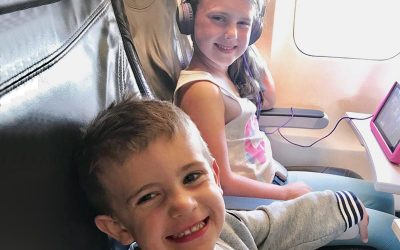 Mom Hack: Tips for Flying with a Toddler